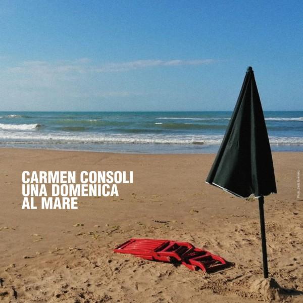 """CARMEN CONSOLI """"UNA DOMENICA AL MARE"""" on air sulla tua radio personalizzata"""